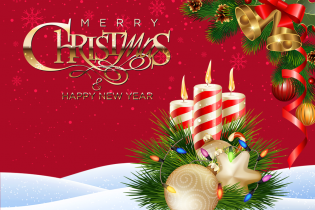 APCOM - MERRY CHRISTMAS & HAPPY NEW YEAR 2021
